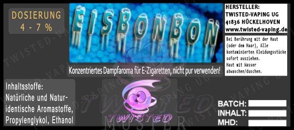 Twisted Aroma - Eisbonbon - 10ml