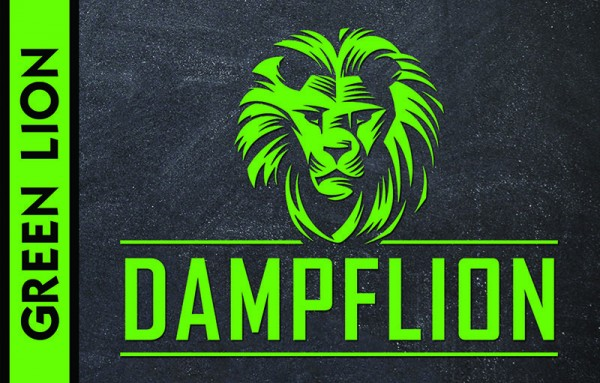 Aroma Dampflion 20ml Green Lion