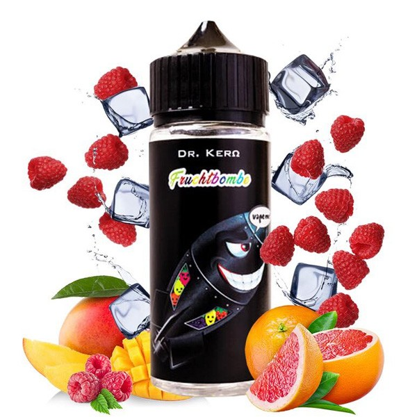 Dr. Kero Fruchtbombe Liquid, 100 ml