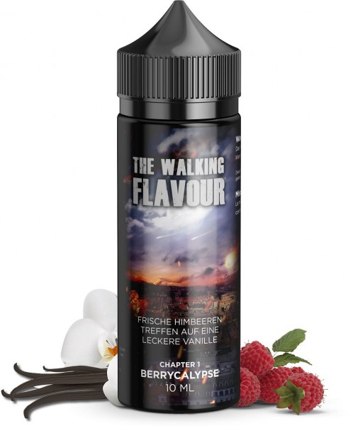 Aroma Berrycalypse - The Walking Flavour Chapter 1