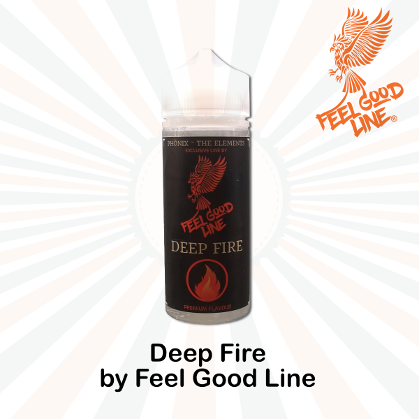Deep Fire - Feel Good Line Aroma 14 ml