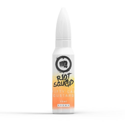 Fifty Cal Custard Aroma Riot Squad