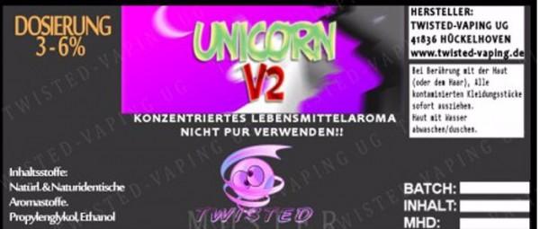 Aroma Unicorn V2 - Twisted
