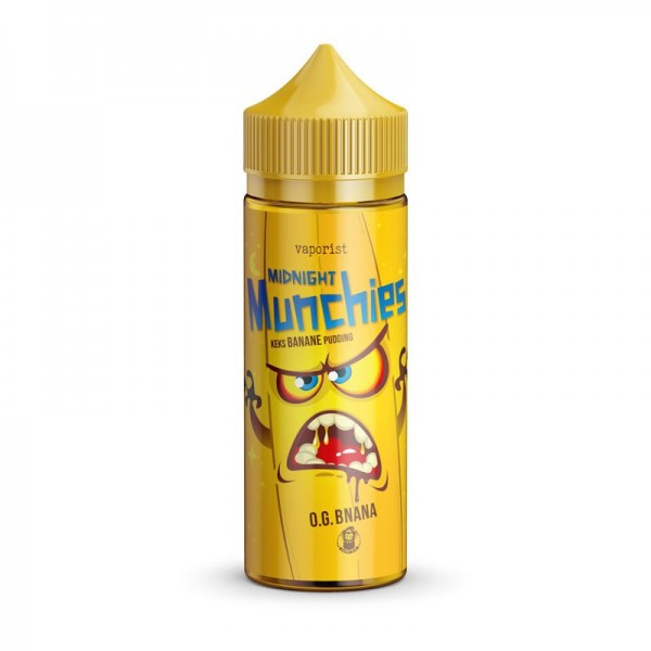 Vaporist - Midnight Munchies O.G.Banana Liquid 100 ml