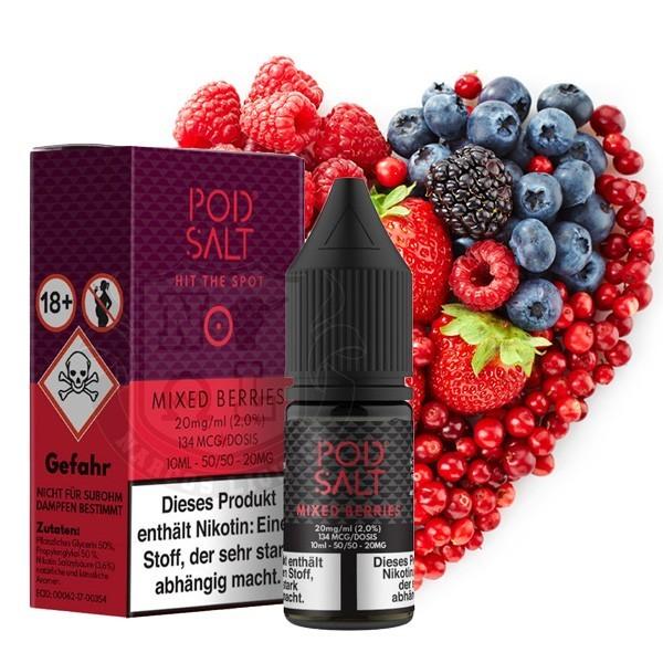 Pod Salt - Mixed Berries 20mg/ml