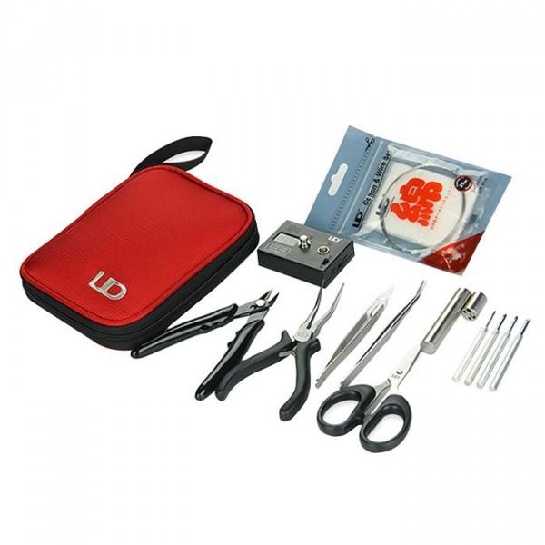 Werkzeugsatz Coil Mate E-cig DIY Tool Kit klein