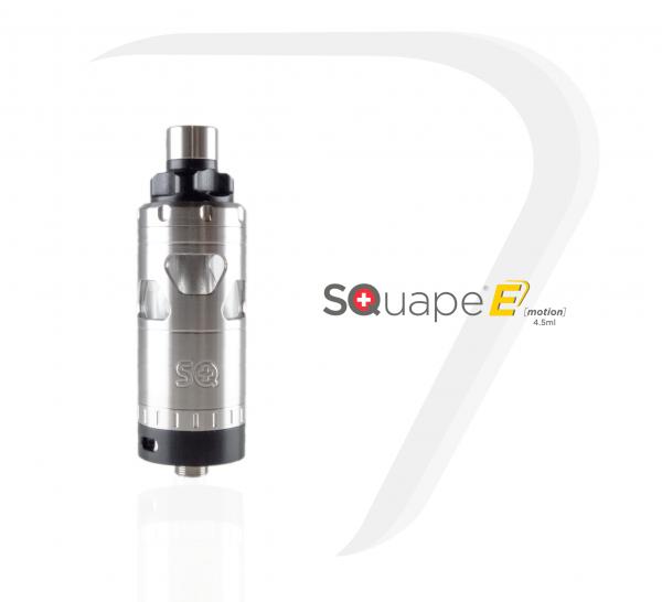 Verdampfer SQuape E[motion] 4.5ml