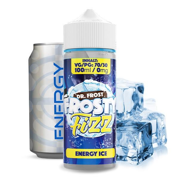 DR. FROST Frosty Fizz Energy Ice Liquid 100ml/ 120ml