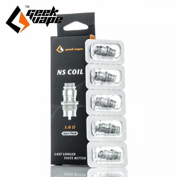 Geekvape NS Coils (Flint) 1,6 Ohm