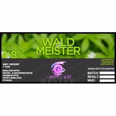 Aroma Waldmeister - Twisted