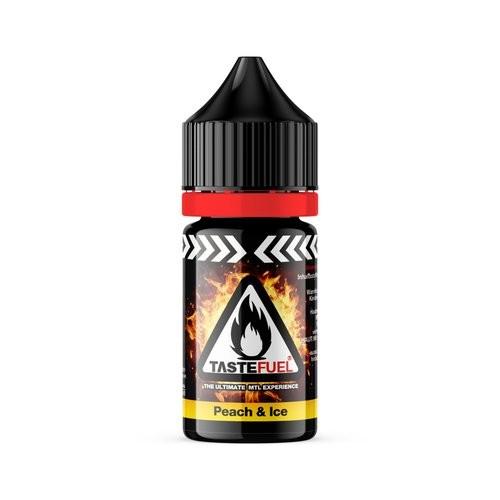 Peach & Ice MTL - Aroma Tastefuel