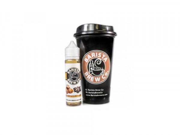 Barista Brew - Salted Caramel Macchiato 50 ml - 0 mg/ml