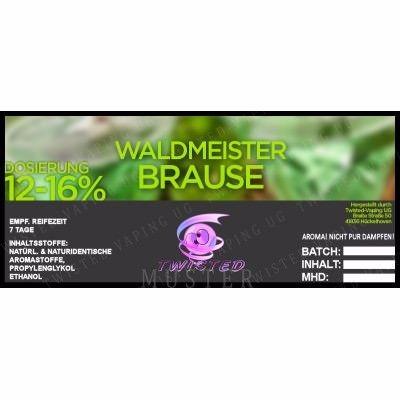 Aroma Waldmeisterbrause - Twisted