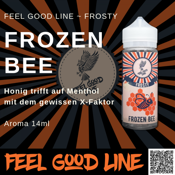 Frozen Bee - Feel Good Line Aroma 14 ml