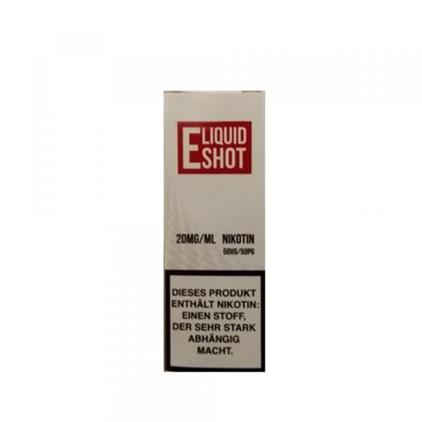 Nikotinshots Einzelshot 50/50 20mg/ml 10ml