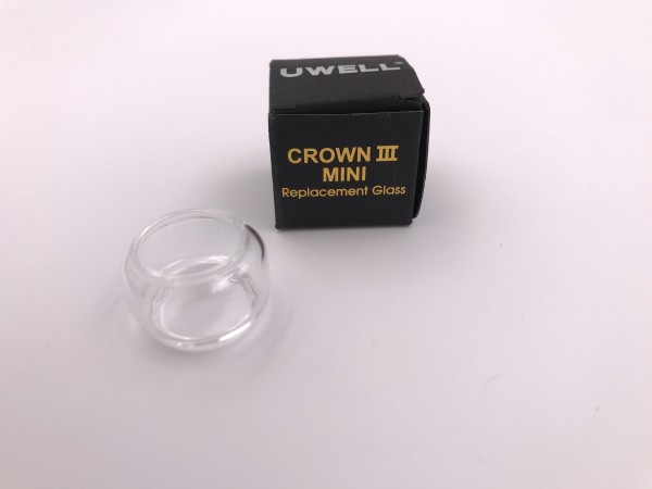 Verdampfer Uwell Crown 3 mini Ersatzglas 4,5ml