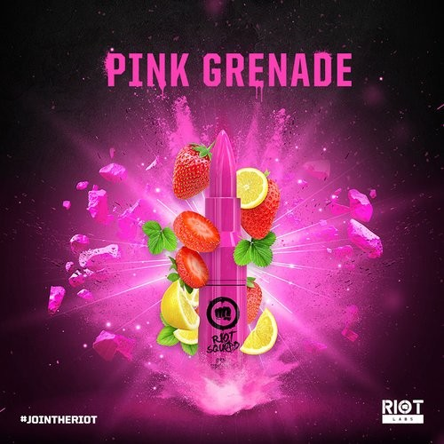 Riot Squad - Pink Grenade - 50ml