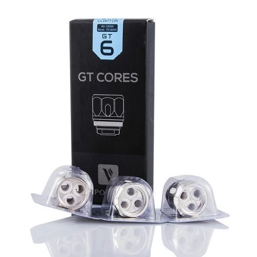 Vaporesso GT6 Heads 0.2 Ohm 3 Stück