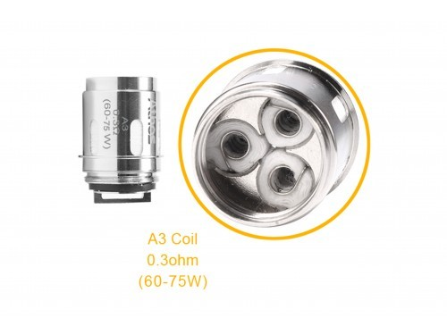 Aspire A3 Kanthal AF Tri-Coil Heads 0,3 Ohm (5 Stück pro Packung)
