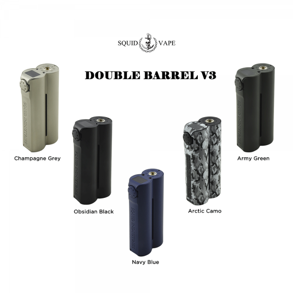 Double Barrel 3.0 - Squid Industries