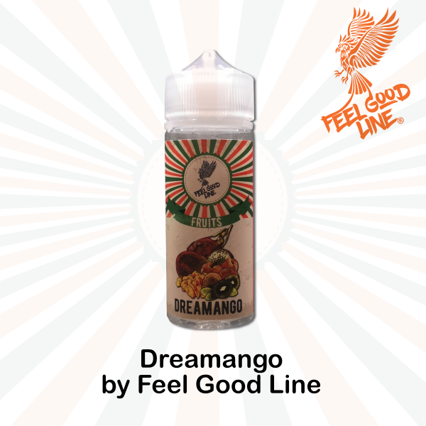 Dreamango - Feel Good Line Aroma 14 ml