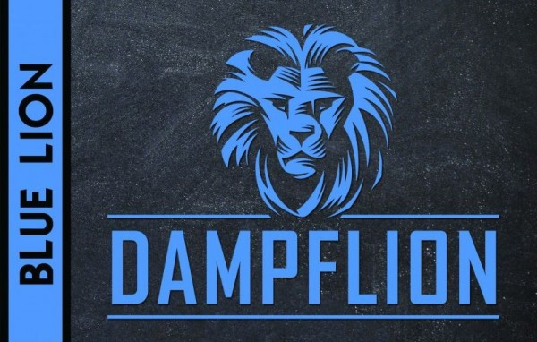 Aroma Dampflion 20ml Blue Lion