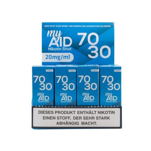 My Aid 20mg Nikotinsalz Shot 70/30 - 10ml