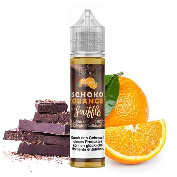 Flavour Smoke Aroma Schoko Orange Souffle