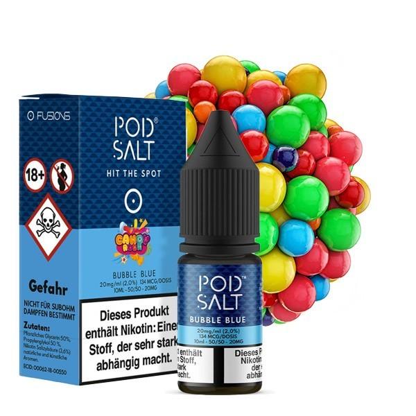 Pod Salt - Bubble Blue 20mg/ml