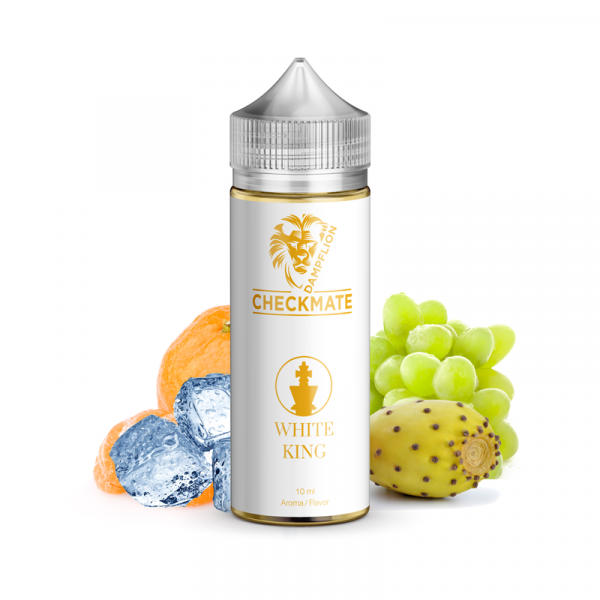 WHITE KING - Dampflion Aroma 10ml