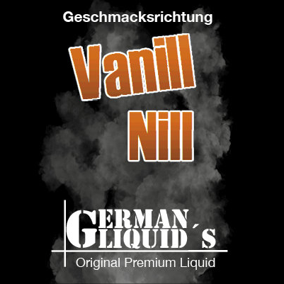 Liquid Vanill Nill 10ml - German Liquids